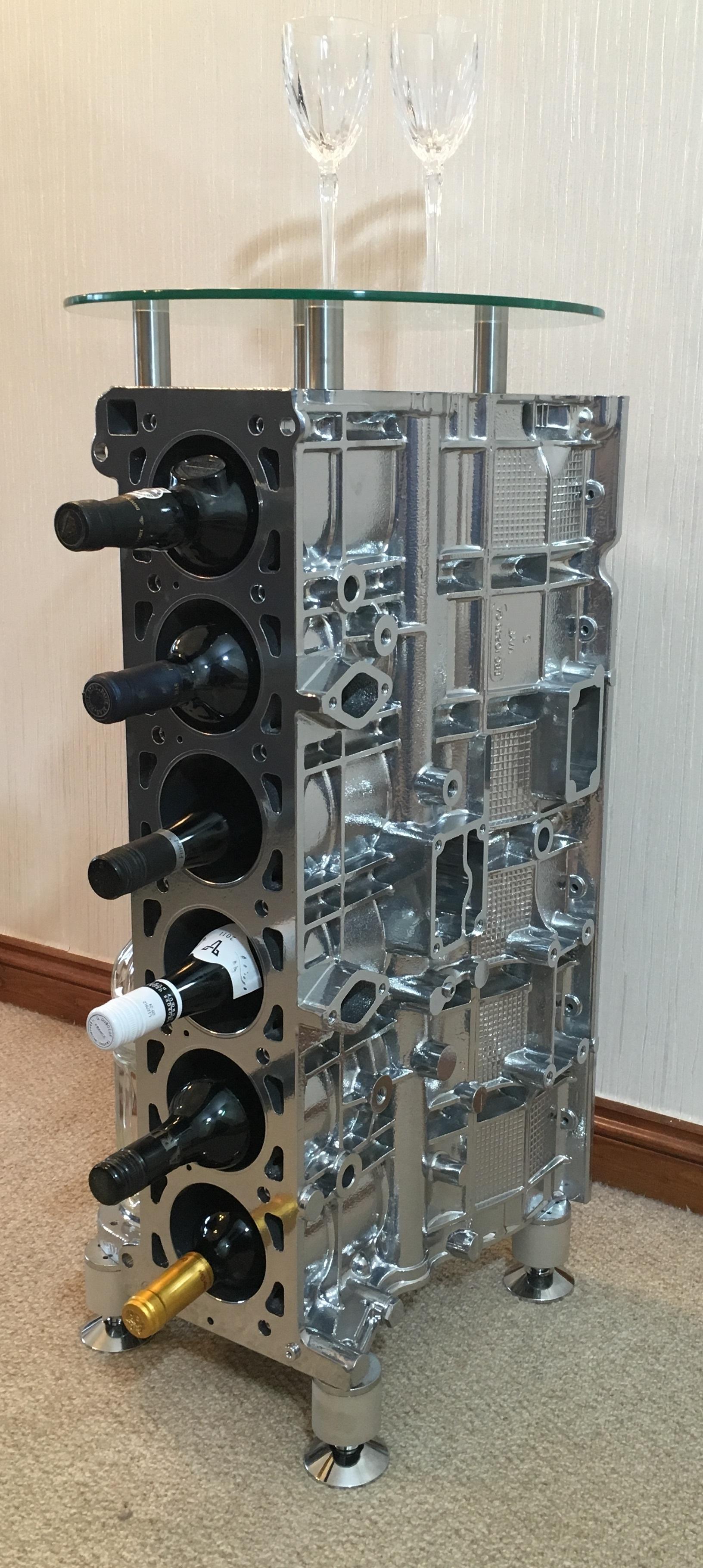 wine rack 5