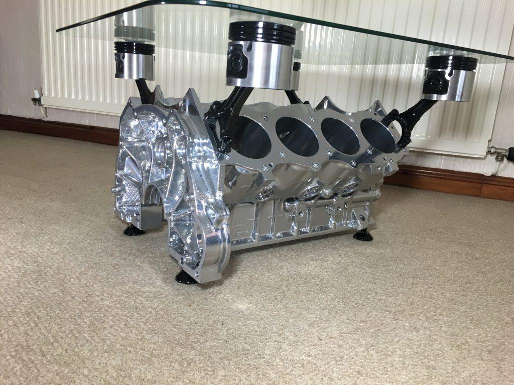 rover black piston